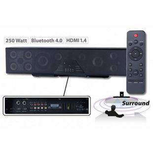 Auvisio 6 Kanal 3D Bluetooth Soundbar - Bild 1