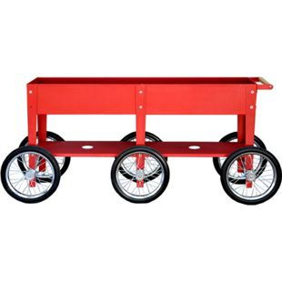 Hestera Garden Wheels Kräuterfabrik, rot - Bild 1