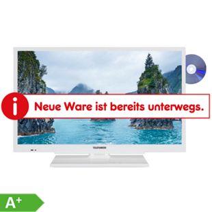 Telefunken XF22G101D-W 56 cm (22 Zoll) LED TV, weiß - Bild 1
