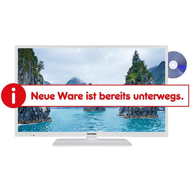 Telefunken XH32G511D-W 81 cm (32 Zoll) LED TV - Bild 1