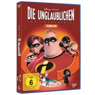 DVD - Die Unglaublichen - The Incredibles - Bild 1