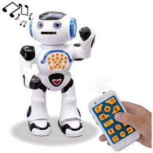 Lexibook ROB50 POWERMAN - der interaktive, deutsche Lernroboter - Bild 1