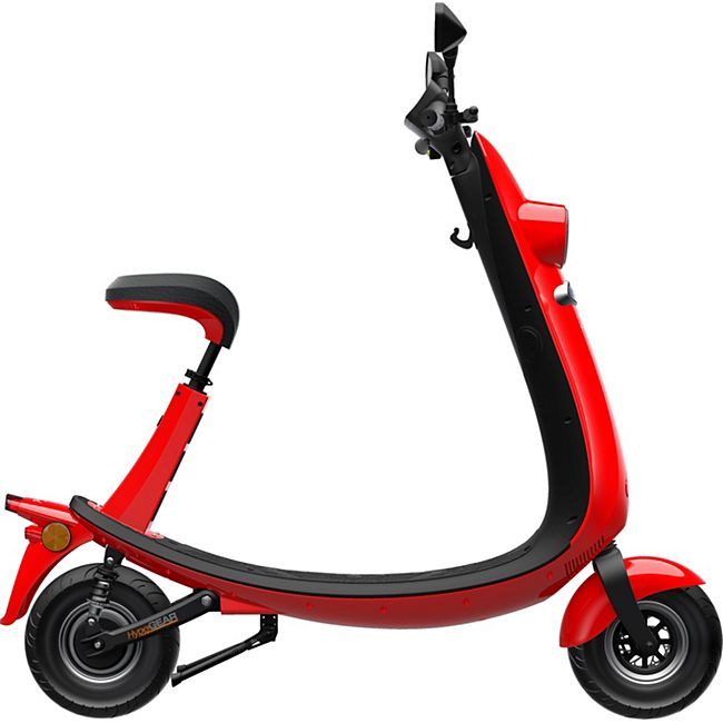 Ford OjO Commuter Scooter rot - Bild 1
