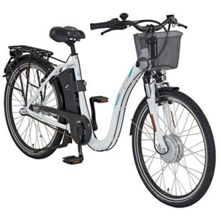 "Didi Thurau Edition "" Alu City"" Rad-Roller Comfort 3in1 Plus, Tiefeinsteiger, 26"", 36V 3G, mit Korb, 12.8 Ah - Bild 1"