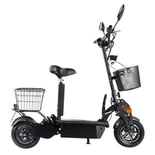 EMO-Line´´ Elektro Street Roller Safety zusätzliche Blinker und 2. Korb 45km/h