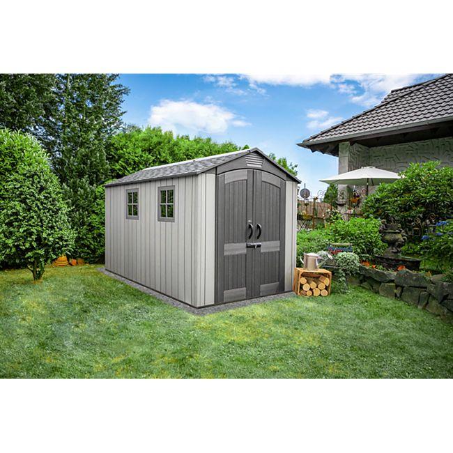 Lifetime Kunststoff-Gerätehaus Terra - Bild 1