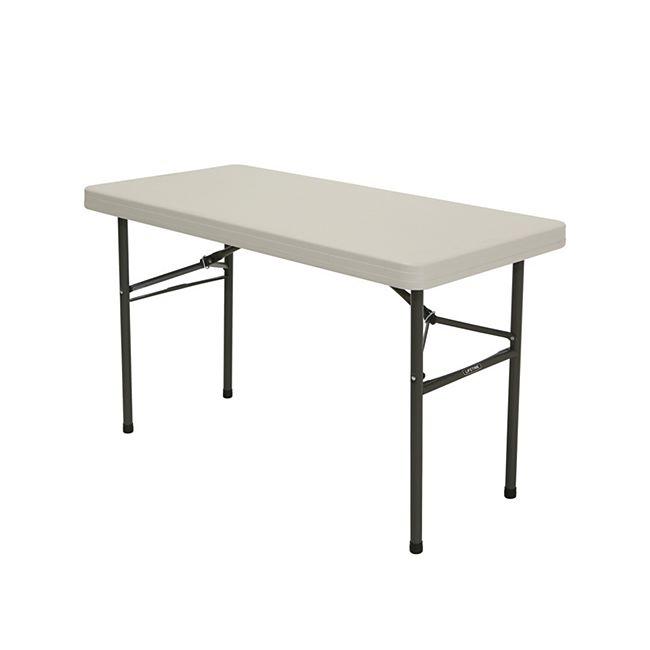 Lifetime Allzweck Tisch 122cm, klappbar - Bild 1