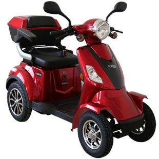 Rolektro E-Quad 15, Rot - Bild 1