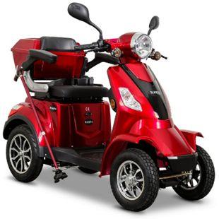 Rolektro E-Quad 25, Rot, 1000 Watt - Bild 1