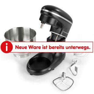 GOURMETmaxx Küchenmaschine 1500W schwarz - Bild 1