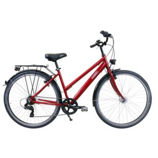 "Citytrek Easy Red Lady 28"" (46cm) 7-Gang Shimano TY 300 - Bild 1"