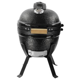Justus Black J'Egg S Keramikgrill, schwarz - Bild 1