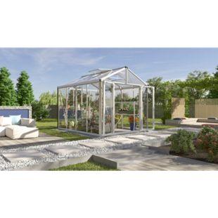 Vitavia Zeus Comfort Gewächshaus 8100 ESG/HKP, alu - Bild 1