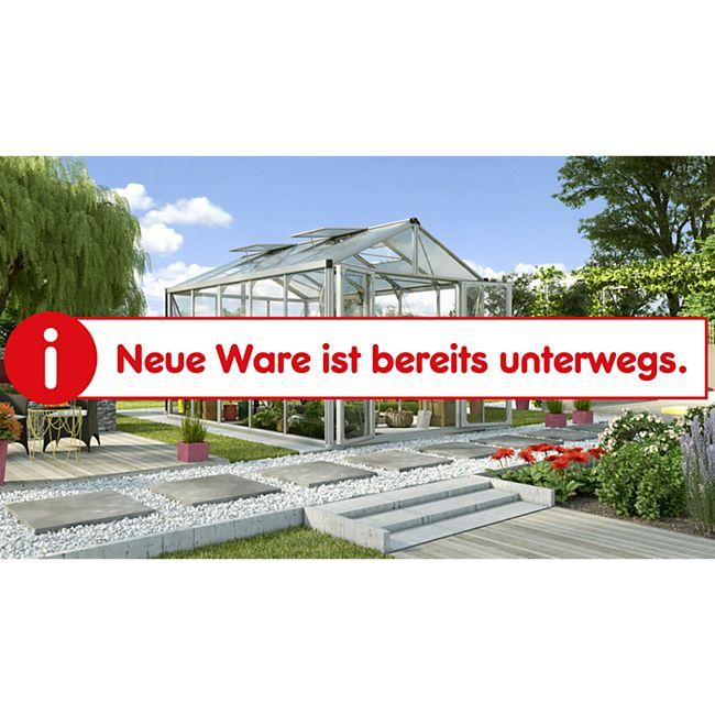 Vitavia Zeus Comfort Gewächshaus 10000 ESG/HKP, alu - Bild 1