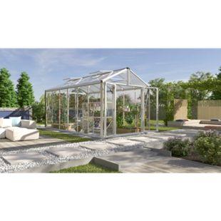 Vitavia Zeus Comfort Gewächshaus 11900 ESG/HKP, alu - Bild 1