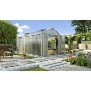Vitavia Zeus Comfort Gewächshaus 13800 HKP10mm, alu - Bild 1