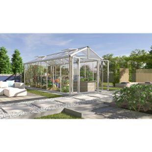 Vitavia Zeus Comfort Gewächshaus 15700 ESG/HKP, alu - Bild 1
