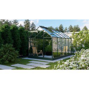 Vitavia Planet Gewächshaus 6200 ESG 3mm, smaragd - Bild 1