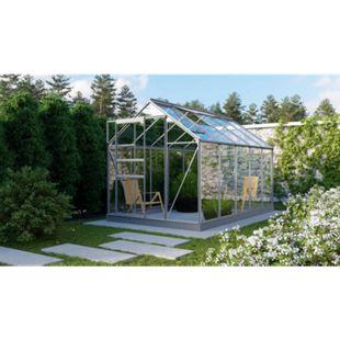 Vitavia Planet Gewächshaus 6200 ESG 3mm, alu - Bild 1