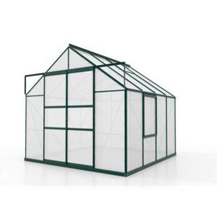 Vitavia Meridian Gewächshaus 2 6700 HKP6mm, smaragd - Bild 1