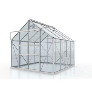 Vitavia Meridian Gewächshaus 2 6700 ESG3mm, alu - Bild 1