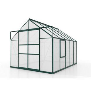 Vitavia Meridian Gewächshaus 2 8300 HKP6mm, smaragd - Bild 1