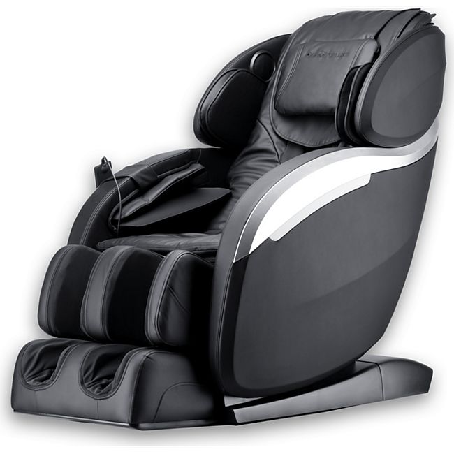 Home Deluxe Massagesessel Dios V2, schwarz - Bild 1
