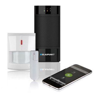 Blaupunkt Q3000 KIT Q-Alarm Zentrale + 1 Türkontakt + 1 Bewegungsmelder - Bild 1
