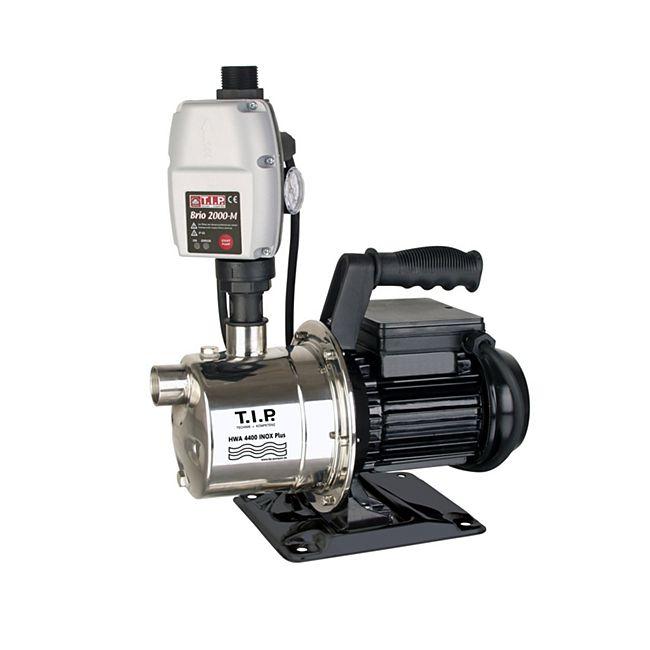 T.I.P. HWA 4400 INOX Hauswasserautomat - Bild 1