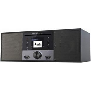 VR-Radio IRS-700 WLAN Internetradio mit CD-Player - Bild 1