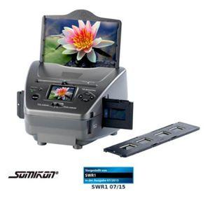 Somikon SD-1400 3in1-Dia Foto und Negativ-Scanner - Bild 1