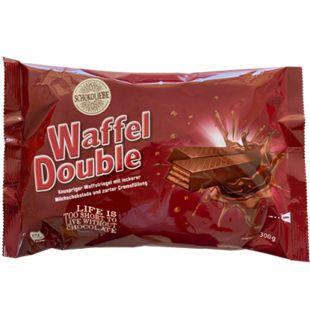 Schokoliebe Waffelriegel Kakao 300 g - Bild 1