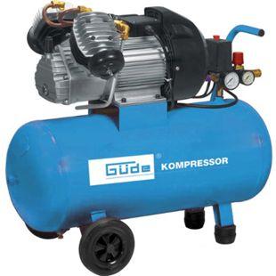 Güde 400/10/50 DG Kompressor-Set mit 14-tlg. Zubehör - Bild 1