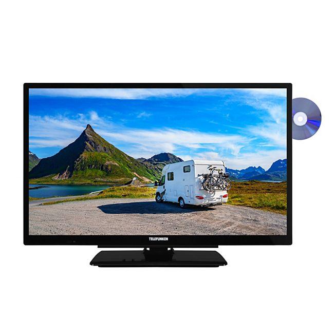 Telefunken XH24G101VD, 61 cm (24 Zoll), 1366x768 (HD-ready), schwarz - Bild 1