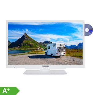 Telefunken XH24G101VD-W, 61 cm (24 Zoll), 1366x768 (HD-ready), weiß - Bild 1