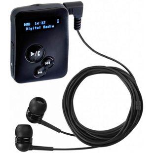 VR-Radio Pocket-Mini-Radio-Clip mit DAB/DAB+-Empfang - Bild 1