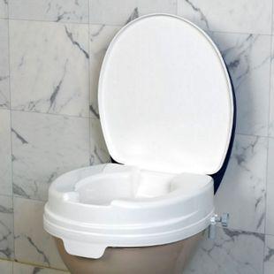 Servocare Toilettensitzerhöhung mit Deckel M1 2114L-SC - Bild 1