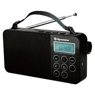 Roadstar TRA-2340PSW Radio mit Senderspeicherplätzen - Bild 1