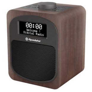 Roadstar HRA-600D+ WD/WH Radio RDS DAB+ UKW - Bild 1