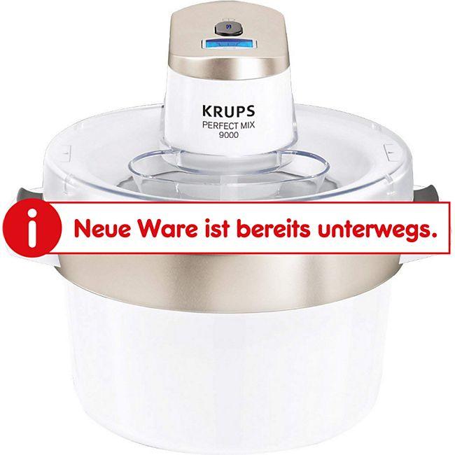 Krups GVS 241 Eismaschine Perfekt Mix 9000 - 1,6 Liter - Bild 1