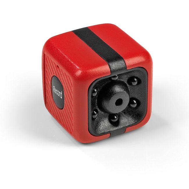 EASYmaxx Mini-Kamera mit Speicherkarte 8GB - Bild 1