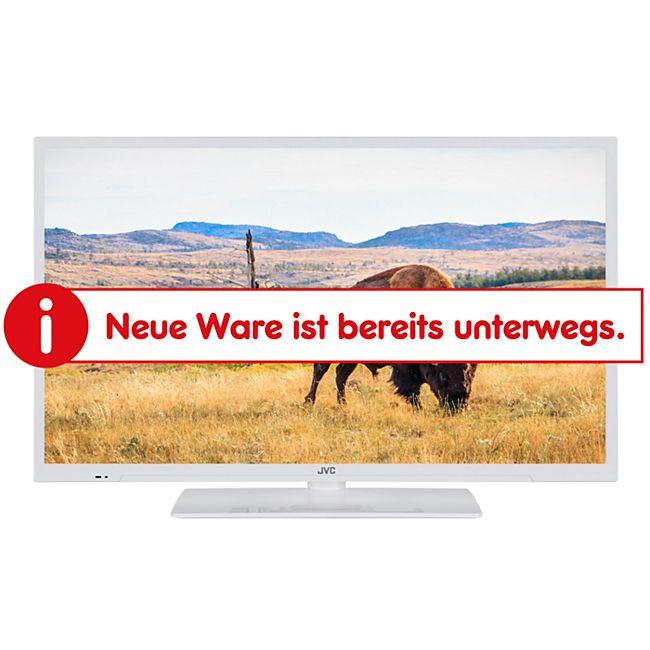 JVC LT-32V55LWA 81cm (32 Zoll) LED TV weiß - Bild 1