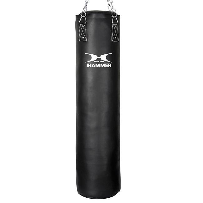 "Hammer Boxsack ""Black Kick"", 100cm - Bild 1"