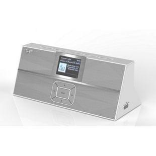 Soundmaster IR3300SI DAB+/UKW Internetradio mit Bluetooth und Amazon Alexa Sprachsteuerung - Bild 1