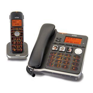 Switel D200 Vita Comfort mit Verstärkung und Anrufbeantworter - Bild 1