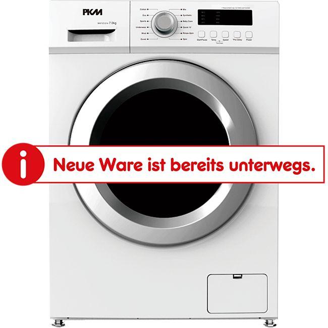 PKM WA7-E1214 Waschvollautomat 1400 UpM - Bild 1