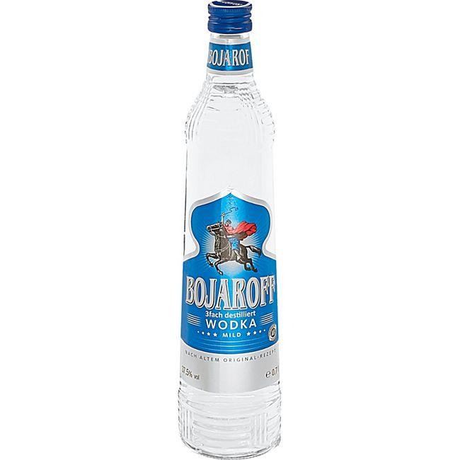 Bojaroff Wodka, 37,5 % vol 0,7 Liter - Bild 1