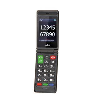 Switel M228 Senioren-Mobiltelefon mit Verstärkung - Bild 1