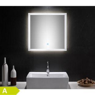 LED Spiegel 60x60 cm mit Touch Bedienung - Bild 1