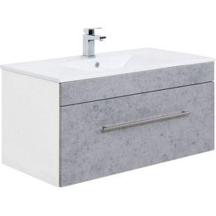 Badmöbel VIVA 100  beton - Bild 1